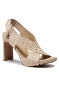 Beżowe sandały Maccioni