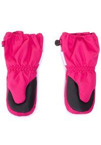 Różowe rękawiczki sportowe Reima