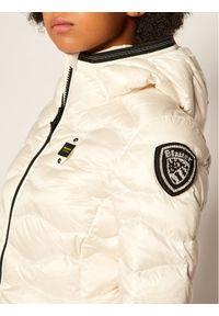 Biała kurtka puchowa Blauer