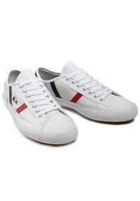 Lacoste Sneakersy Sideline Tri2 Cma 7-39CMA0052407 Biały. Kolor: biały #3