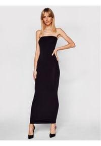 Wolford Sukienka wieczorowa Fatal 50706 Czarny Slim Fit. Kolor: czarny. Styl: wizytowy