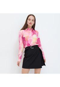 Koszula Mohito w kolorowe wzory