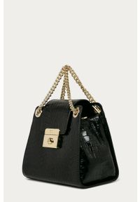 Czarna torebka DKNY mała