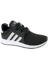 Czarne sneakersy Adidas z cholewką, Adidas X_plr