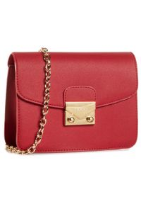 Czerwona torebka Nobo klasyczna