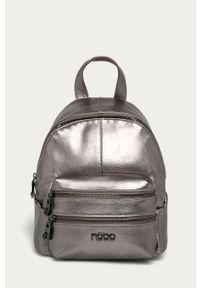 Fioletowy plecak Nobo elegancki
