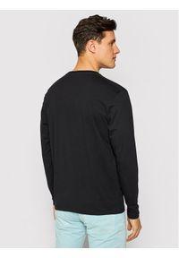 Pepe Jeans Longsleeve Eggo Long PM501321 Czarny Regular Fit. Kolor: czarny. Długość rękawa: długi rękaw