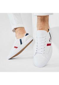 Lacoste Sneakersy Sideline Tri2 Cma 7-39CMA0052407 Biały. Kolor: biały #6
