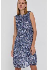 DKNY - Dkny - Sukienka. Typ sukienki: plisowane, rozkloszowane