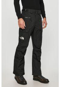 Czarne spodnie The North Face