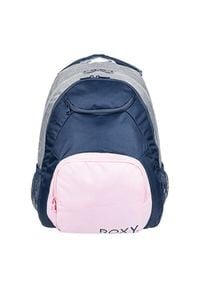 Roxy - ROXY DamskitorbaShadow SwellColor blok ERJB P042 63-BSP0. Kolor: niebieski. Materiał: guma