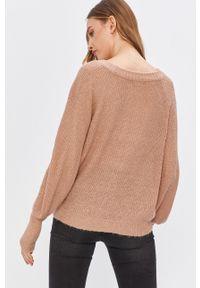 Sweter rozpinany ANSWEAR raglanowy rękaw, wakacyjny