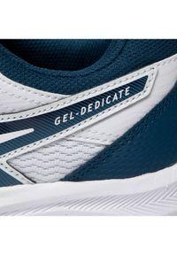 Asics Buty Gel-Dedicate 6 Clay 1041A080 Biały. Kolor: biały