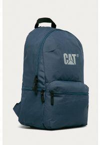 CATerpillar - Caterpillar - Plecak. Kolor: niebieski