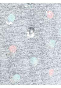 Szary sweter TOP SECRET casualowy, na co dzień