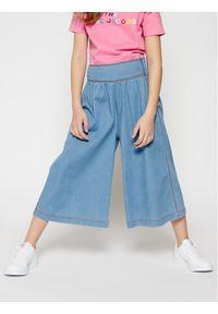 Niebieskie jeansy Little Marc Jacobs