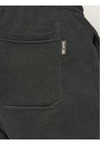 Czarne spodnie dresowe HUF