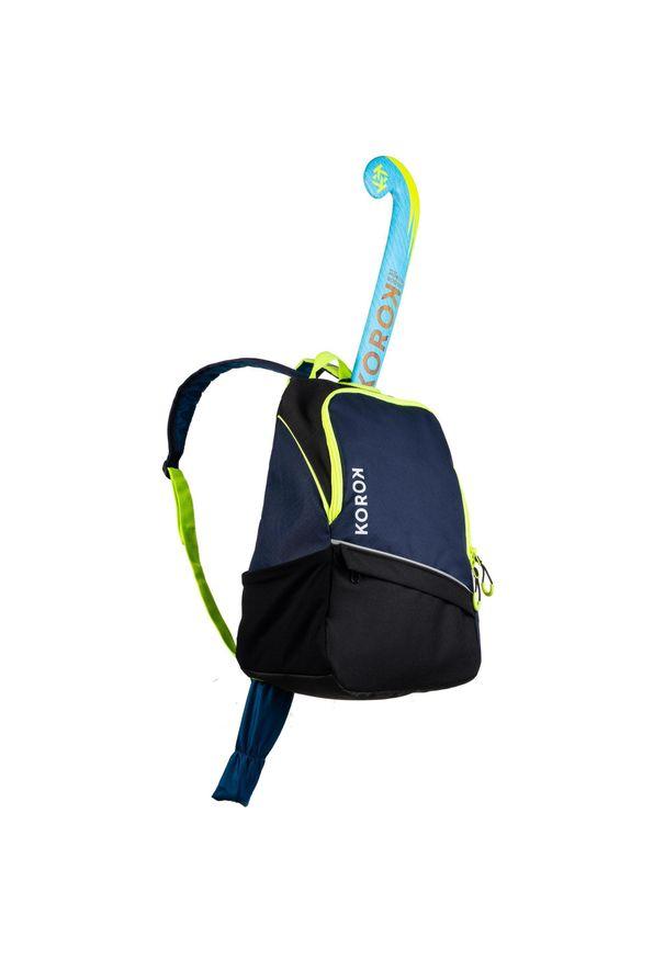 KOROK - Plecak do hokeja na trawie FH100 dla dzieci. Materiał: materiał
