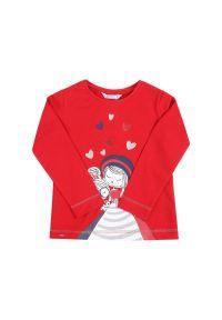 Czerwona bluzka Mayoral