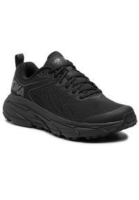 Czarne buty do biegania Hoka One One