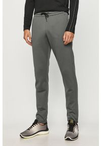 Szare spodnie dresowe Under Armour