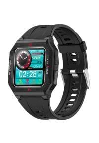 Colmi - Smartwatch COLMI P10 Czarny. Rodzaj zegarka: smartwatch. Kolor: czarny. Styl: sportowy