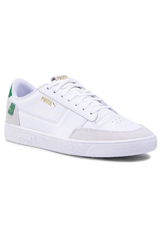 Białe sneakersy Puma