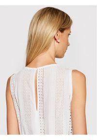 Marella Sukienka letnia Neptune 32211612 Biały Regular Fit. Kolor: biały. Sezon: lato