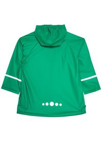 Playshoes Kurtka przeciwdeszczowa 408638 D Zielony Regular Fit. Kolor: zielony