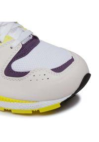 Saucony - Sneakersy SAUCONY - Azura S70437-34 Wht/Yel/Ind. Kolor: biały, wielokolorowy, beżowy. Materiał: materiał