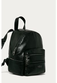 Czarny plecak Nobo elegancki