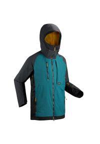 DREAMSCAPE - Kurtka snowboardowa i narciarska męska Dreamscape SNB JKT 900. Materiał: materiał. Sport: narciarstwo, snowboard