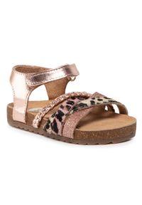 Gioseppo - Sandały GIOSEPPO - Trenton 63195 Cooper. Kolor: różowy. Materiał: skóra. Sezon: lato