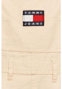 Szorty Tommy Jeans casualowe, na co dzień