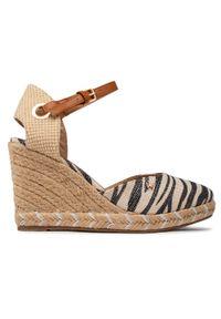 Beżowe sandały Wrangler