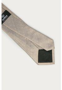Beżowy krawat Strellson