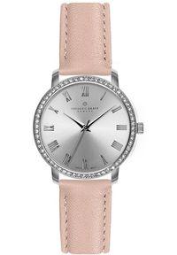 Srebrny zegarek Frederic Graff elegancki