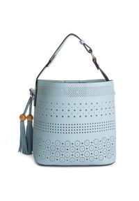 Niebieska torebka klasyczna Jenny Fairy klasyczna