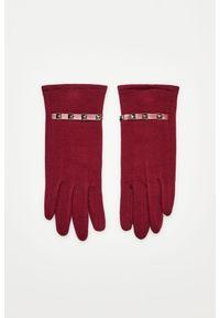 Czerwone rękawiczki MOODO