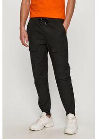 Czarne spodnie Armani Exchange