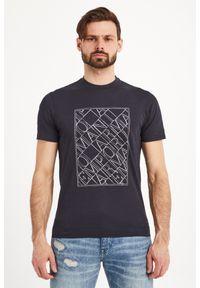 T-shirt Emporio Armani elegancki