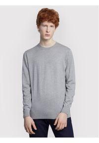 Vistula Sweter Rick RX1083 Szary Regular Fit. Kolor: szary