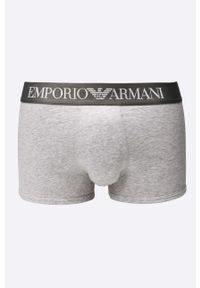Emporio Armani Underwear - Bokserki. Kolor: szary