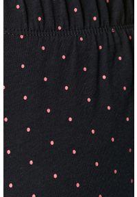 Szara piżama Henderson Ladies z nadrukiem, krótka