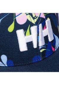 Niebieska czapka z daszkiem Helly Hansen