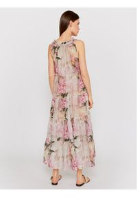Iconique Sukienka letnia Nadia IC21 046 Kolorowy Regular Fit. Wzór: kolorowy. Sezon: lato