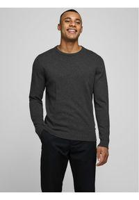 Szary sweter klasyczny Jack & Jones