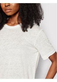 Samsoe & Samsoe - Samsøe Samsøe T-Shirt Doretta F20300138 Biały Relaxed Fit. Kolor: biały #2