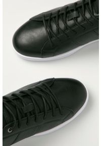 Call It Spring - Buty Carter 001. Nosek buta: okrągły. Zapięcie: sznurówki. Kolor: czarny. Materiał: guma