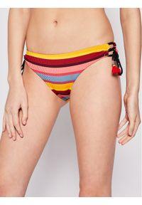 Seafolly Dół od bikini BajaStripe 40298-657 Kolorowy. Wzór: kolorowy